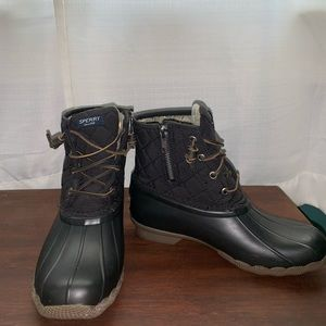 Sperry Duck Boots (Saltwater)